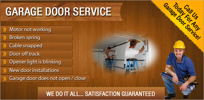 Expert Garage Door Repair Service