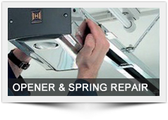 Garage Door Opener and Spring Repair